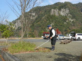 s�A-1大島ダム周辺の草刈り清掃.JPG.jpg