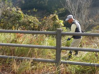 s�A-3大島sダム周辺の草刈り清掃.JPG.jpg