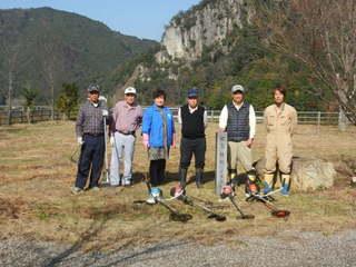 s�A-4大島ダム周辺の草刈り清掃.JPG.jpg